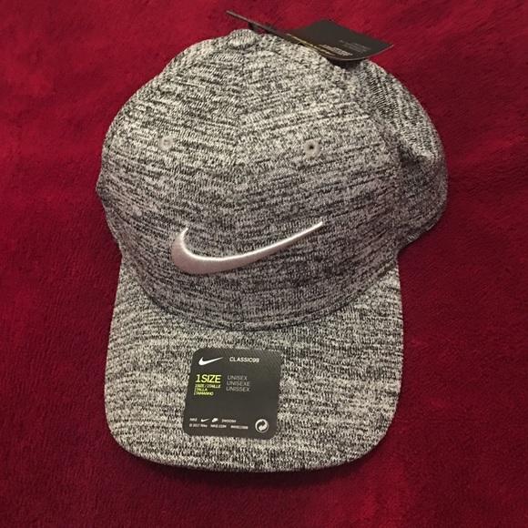 Nike Classic 99 Aerobill Heather Gray Hat 2e0521cf33bd